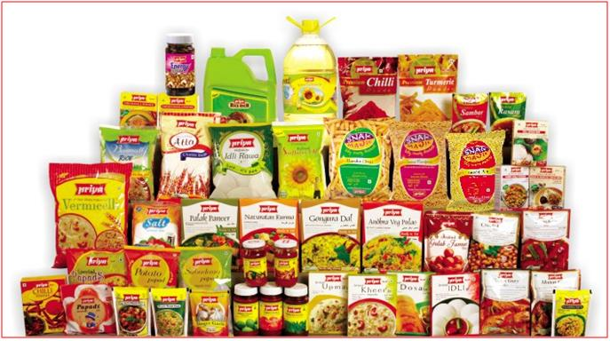 Food Products courier to USA UK Canada Australia